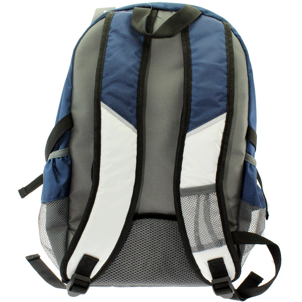Masters Navy and White Backpack (pre-order) Image a